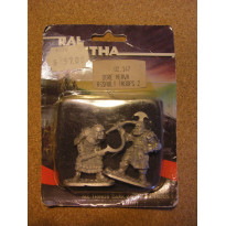 Ogre Heavy Assault Troops (blister de figurines Fantasy Ral Partha)