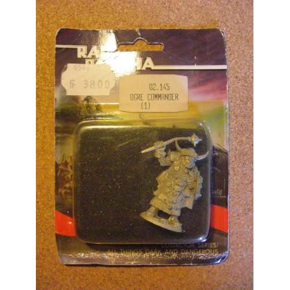 Ogre Commander (blister de figurine Fantasy Ral Partha) 001