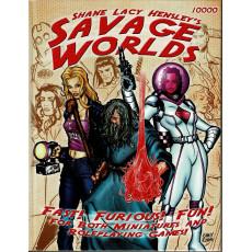 Savage Worlds - Livre de base (jdr 1ère édition en VO)