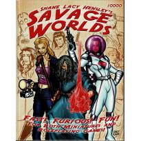 Savage Worlds - Livre de base (jdr 1ère édition en VO) 001