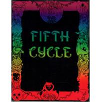 Fifth Cycle - Livre de base (jdr 1ère édition en VO)