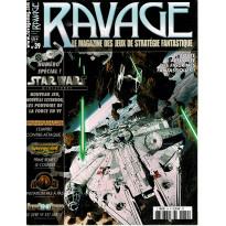 Ravage N° 39 (le Magazine des Jeux de Stratégie Fantastique)