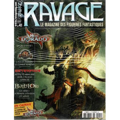 Ravage N° 41 (le Magazine des Jeux de Stratégie Fantastique) 001