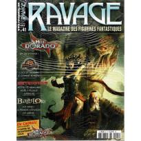 Ravage N° 41 (le Magazine des Jeux de Stratégie Fantastique)