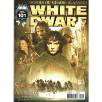 White Dwarf N° 101 (magazine de jeux de figurines Games Workshop en VF)