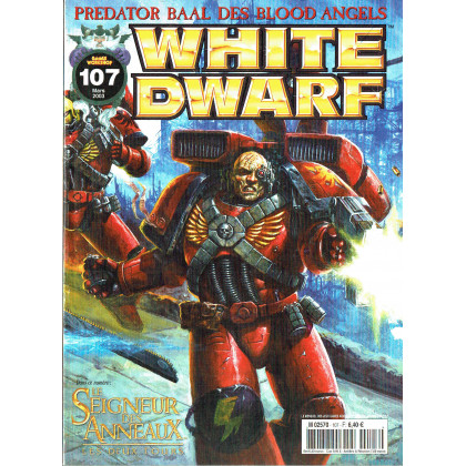 White Dwarf N° 107 (magazine de jeux de figurines Games Workshop en VF) 001