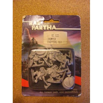 Thumper Choppers (blister de figurines Fantasy Ral Partha) 001