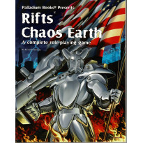 Rifts - Chaos Earth (Rpg Palladium Books en VO)