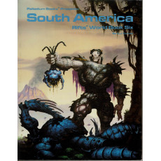 Rifts - South America (Rpg Palladium Books en VO)