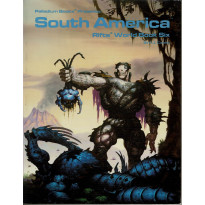 Rifts - South America (Rpg Palladium Books en VO) 001