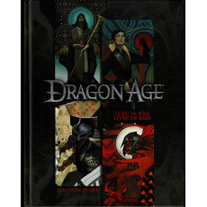 Dragon Age - Livre de base (jdr Black Book editions en VF)