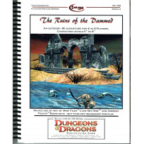 A-2 The Ruins of the Damned (jdr Dungeons & Dragons 4 en VO)