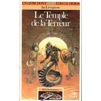 311 - Le Temple de la Terreur (Un livre dont vous êtes le Héros - Gallimard)