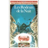 522 - Les Rôdeurs de la Nuit (Un livre dont vous êtes le Héros - Gallimard)