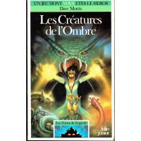 551 - Les Créatures de l'Ombre (Un livre dont vous êtes le Héros - Gallimard) 001