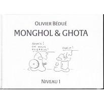 Monghol & Ghota - Niveau 1 (album humoristique de jdr de Black Book en VF)