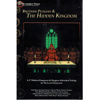 Brother Ptolemy & The Hidden Kingdom (jdr Dungeons & Dragons 4 en VO)