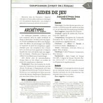 Beasts & Barbarians - Livret Aides de Jeu Compagnon (jdr Savage Worlds en VF) 001