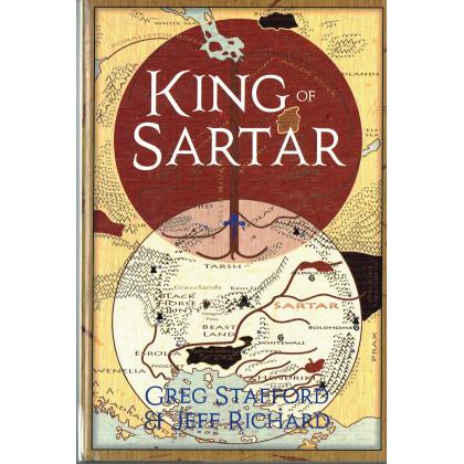 King of Sartar (jdr Runequest de Moon Design Publications en VO) 001