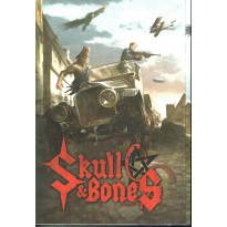 Skull & Bones - Le Jeu de Rôle (jdr Les XII Singes en VF)