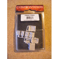 Eléments de Décor: Trésors (blister de figurines Confrontation en VF) 001