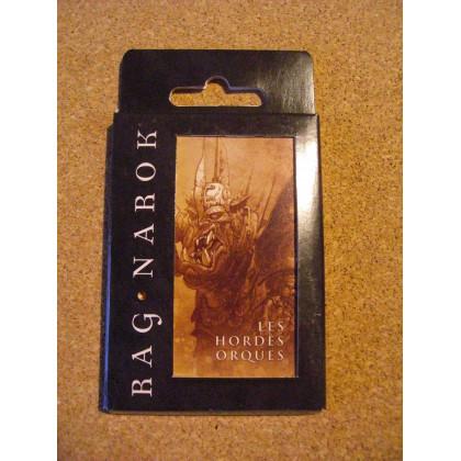 Pochette de cartes Les Hordes Orques (jeu de figurines Confrontation en VF) 001
