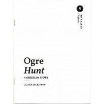 Ogre Hunt - The Kraken Chapbooks (jdr Runequest en VO)