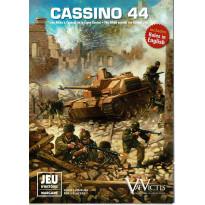 Cassino 44 (wargame complet Vae Victis en VF & VO) 002