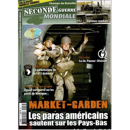Seconde Guerre Mondiale N° 17 (Magazine histoire militaire) 001