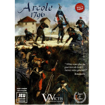 Arcole 1796 - Série Jours de Gloire (wargame complet Vae Victis en VF & VO) 003