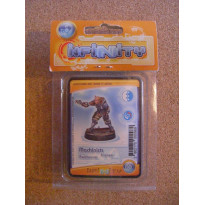 Machinists - Engineer (blister de figurine Infinity en VO)