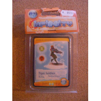 Tiger Soldiers - Boarding shotgun (blister de figurine Infinity en VO) 001
