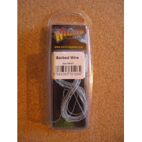 Barbed Wire (blister accessoire figurines Bolt Action en VO) 001