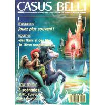 Casus Belli N° 43 (Premier magazine des jeux de simulation)