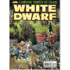 White Dwarf N° 122 (magazine de jeux de figurines Games Workshop en VF)