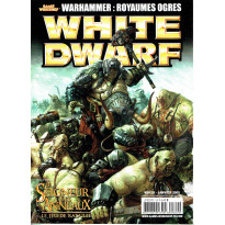 White Dwarf N° 129 (magazine de jeux de figurines Games Workshop en VF)