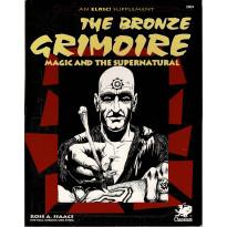 The Bronze Grimoire (jdr Elric! de Chaosium en VO)