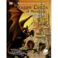 Dragon Lords of Melniboné (jdr d20 System de Chaosium en VO) 001