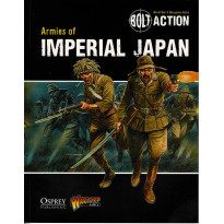 Armies of Imperial Japan (livre d'armée Bolt Action en VO)