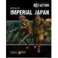 Armies of Imperial Japan (livre d'armée Bolt Action en VO) 001