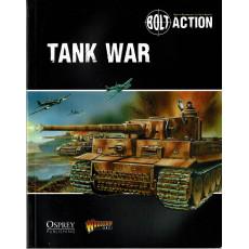 Bolt Action - Tank War (livre de règles de Warlord Games en VF)