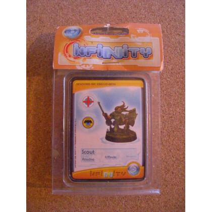Scout E/Mauler (blister de figurine Infinity en VO) 002
