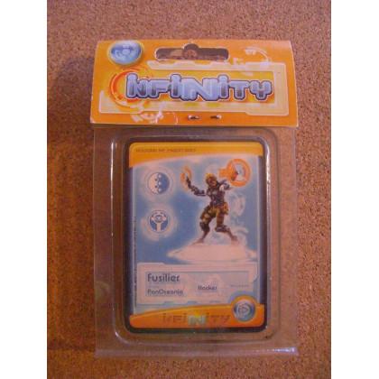 Fusilier - Hacker (blister de figurine Infinity en VO) 002
