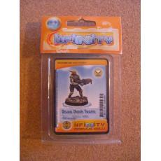 Druze Shock Teams - Spitfire (blister de figurine Infinity en VO)