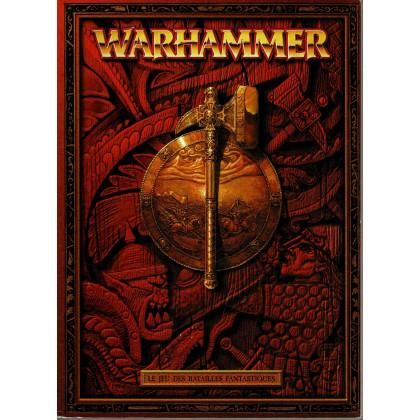 Warhammer Le Jeu Des Batailles Fantastiques Livre De Regles 6e Edition En Vf