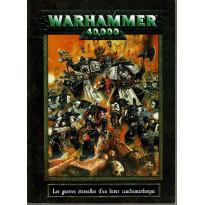 Warhammer 40,000 - Livre de règles (jeu de figurines 3e édition en VF) 003