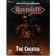 Ravenloft - RM2 The Created (jdr AD&D 2e édition en VO) 002