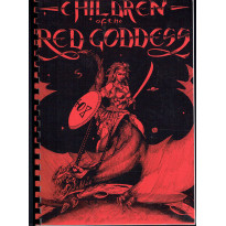 Children of the Red Goddess (jdr Runequest-Glorantha en VO)