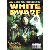 White Dwarf N° 137 (magazine de jeux de figurines Games Workshop en VF)