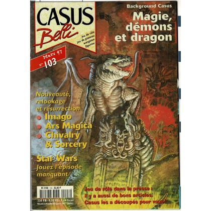 Casus Belli N° 103 (magazine de jeux de rôle) 004